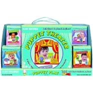 Soft Shapes Puppet Play Display, 9781601691729