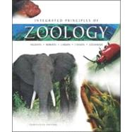 Integrated Principles of Zoology,9780073101743