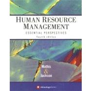 Advantage Books: Human Resource Management Essential Perspectives