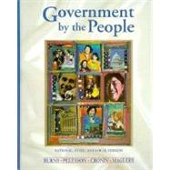 Government by the People: National, State, and Local Version,9780132871785