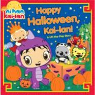 Happy Halloween, Kai-lan! : A Lift-the-Flap Story, 9781442401785  