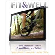 Daily Fitness and Nutrition Journal for Fit & Well