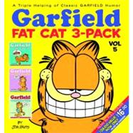 Garfield Fat Cat 3-pack, 9780345491800  