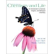 Chemistry and Life : An Introduction to General, Organic and Biological Chemistry,9780130821812