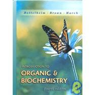 Introduction to Organic and Biochemistry (with CD-ROM),9780030291821
