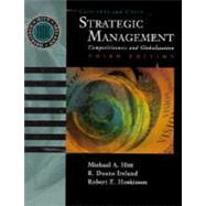 Strategic Management; Competitiveness and Globalization Concepts and Cases
