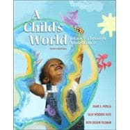 A Child's World: Infancy Through Adolescence with LifeMAP CD-ROM and PowerWeb,9780073191829