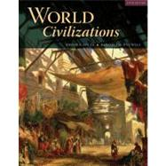 World Civilizations,9780495501831
