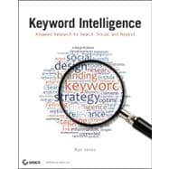 Keyword Intelligence : Keyword Research for Search, Social, ..., 9781118061831