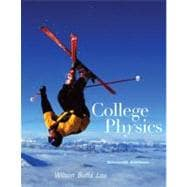 College Physics, 9780321601834  