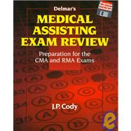 Delmar's Medical Assisting Exam Review: Preparation for the CMA and RMA Exams,9780827371835