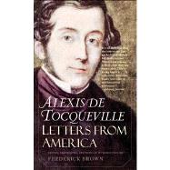 Letters from America,9780300181838