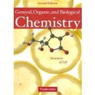 General, Organic, and Biological Chemistry : Structures of Life,9780805321852