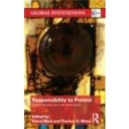 Responsibility to Protect : Cultural Perspectives in the Glo..., 9780415781855  