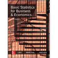 Basic Business Statistics for Business & Economics Binder Ready Version with Connect Plus Access Card