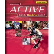 ACTIVE Skills for Reading 1,9781424001866