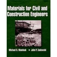 Materials for Civil and Construction Engineers,9780673981875