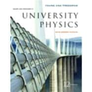 University Physics with Modern Physics with MasteringPhysics