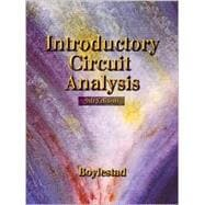 Introductory Circuit Analysis,9780139271878