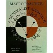 Macro Practice: A Generalist Approach,9780911541878