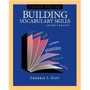 Building Vocabulary Skills,9781591941880