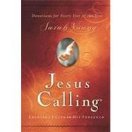 Jesus Calling: Enjoying Peace In His Presence-Devotions For Every Day Of The Year,9781591451884