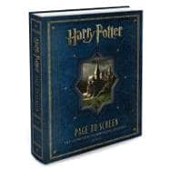 Harry Potter Page to Screen : The Complete Filmmaking Journe..., 9780062101891