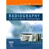 Radiography in Veterinary Technology,9781416031895