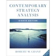 Contemporary Strategy Analysis Text and Cases,9781119941897