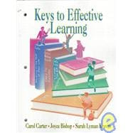 Keys to Effective Learning,9780136321910