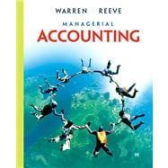 Managerial Accounting,9780324381917
