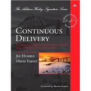Continuous Delivery : Reliable Software Releases Through Bui..., 9780321601919  