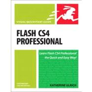 Flash Professional CS5 for Windows and Macintosh: Visual QuickStart Guide,9780321591920
