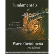 Fundamentals of Wave Phenomena, 9781891121920  