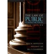 Law of Public Communication : 2003 Edition