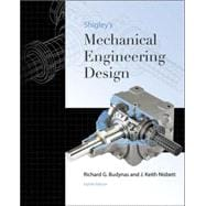 Shigley's Mechanical Engineering Design,9780073121932