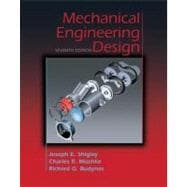 Mechanical Engineering Design,9780072921939