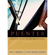 Puentes Spanish for Intensive and High-Beginner Courses (with Audio CD)