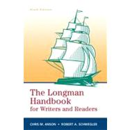 The Longman Handbook for Writers and Readers,9780205741953