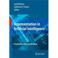 Argumentation in Artificial Intelligence, 9780387981963  