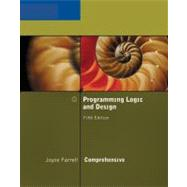 Programming Logic and Design, Comprehensive,9781423901969
