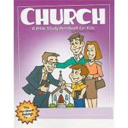 Church : A Bible Study Wordbook for Kids, 9781600661969  