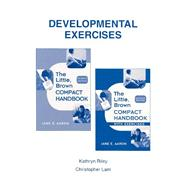 The Little, Brown Compact Handbook Developmental Exercises