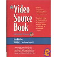 Video Source Book,9781414421971