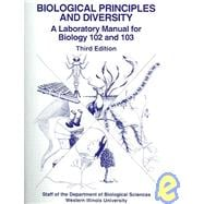 Biological Principles and Diversity: A Laboratory Manual for..., 9780808771975
