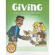 Giving : A Bible Study Wordbook for Kids, 9781600661976  