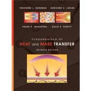 Fundamentals of Heat and Mass Transfer, 7th Edition, 9780470501979  