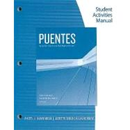 Puentes : Spanish for Intensive and High Beginner Courses,9780495901990