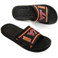 Virginia Tech Hokies Beach Hopper Slide Sandals