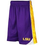 LSU Tigers Purple Vector Shorts
